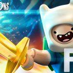 LEGO Dimensions Adventure Time Finn