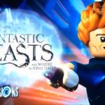 LEGO Dimensions Fantastic Beasts Newt Scamander