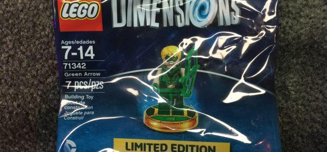 LEGO Dimensions Green Arrow