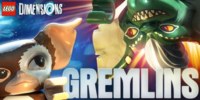 LEGO Dimensions Gremlins Gizmo