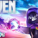 LEGO Dimensions Teen Titans Go Raven
