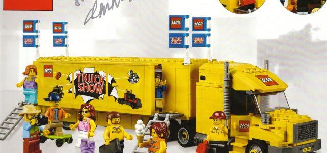 LEGO Inside Tour 2016 LEGO Truck Show 4000022