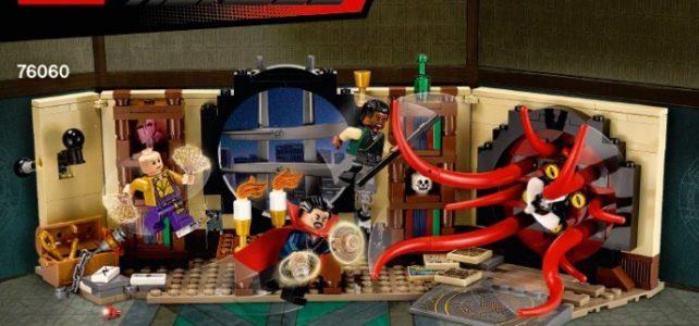 LEGO Marvel 76060 Doctor Strange's Sanctum Sanatorium