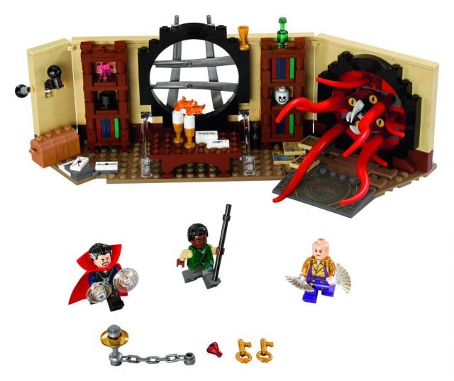 LEGO Marvel 76060 Doctor Strange's Sanctum Sanctorum