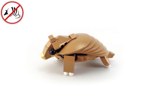 LEGO Tatou Armadillo