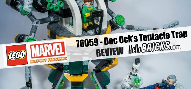 Lego 76059 - Spiderman et Doc-Ock