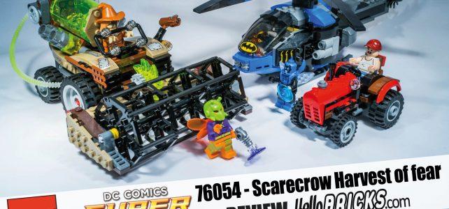 Lego Super Héros 76054