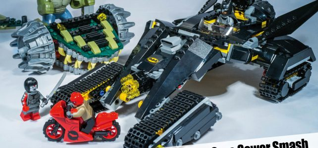 Lego 76055 Killer Croc Batman
