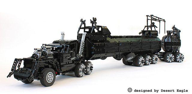 Mad Max Fury Road War Rig LEGO Technic