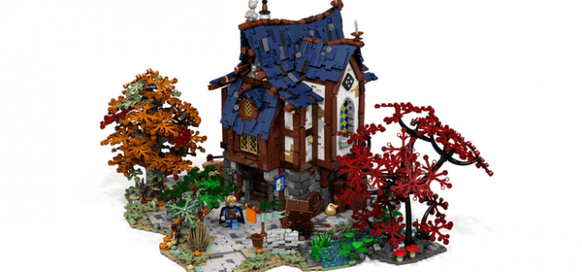 Merchant's House LEGO Ideas