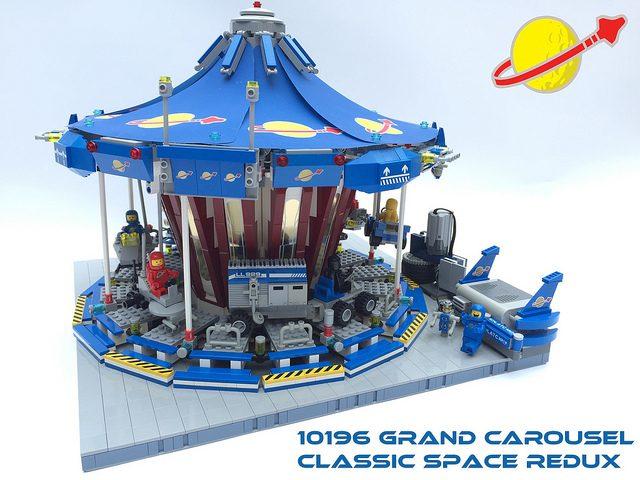 10196 Grand Carousel Classic Space
