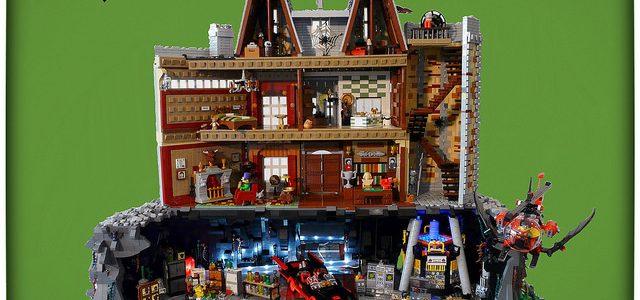 Batman 66 Batcave