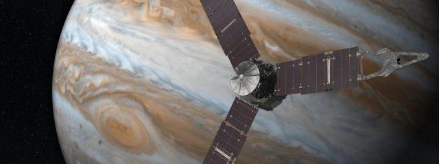 LEGO Nasa Jupiter mission Juno