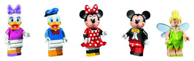 LEGO 71040 The Disney Castle