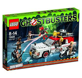 LEGO 75828 Ghostbusters Ecto 1 & 2