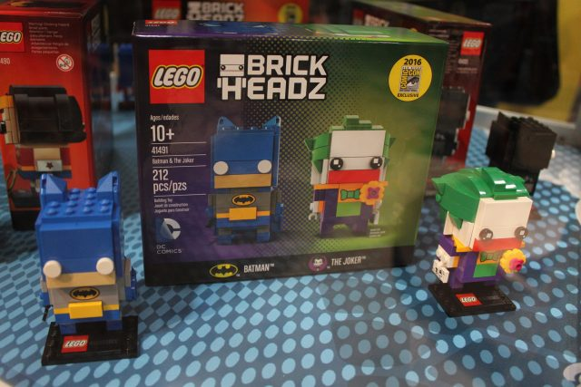 LEGO BrickHeadz Batman & The Joker (41491)
