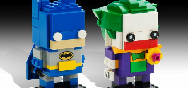 LEGO BrickHeadz DC Comics Batman & The Joker