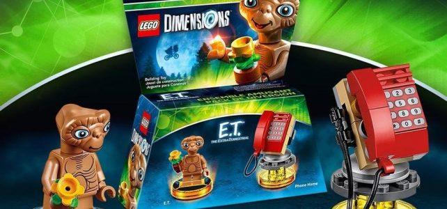 LEGO Dimensions 71258 Fun Pack E.T. l'extra-terrestre