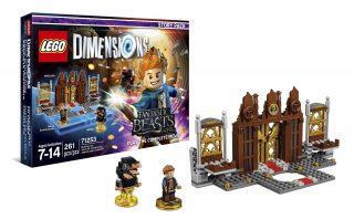 LEGO Dimensions Story Pack 71253 Fantastic Beasts Newt Scamander
