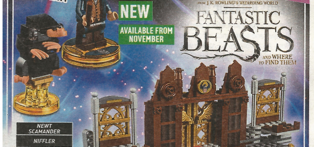 LEGO Dimensions Story Pack Fantastic Beasts and Where to Find Them