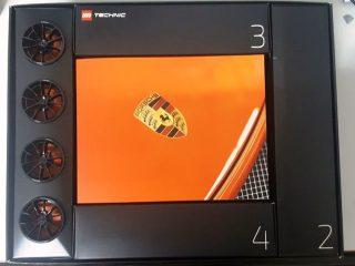 LEGO Technic 42056 Porsche 911 GT3 RS original