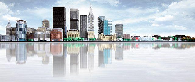 Metropolis microscale