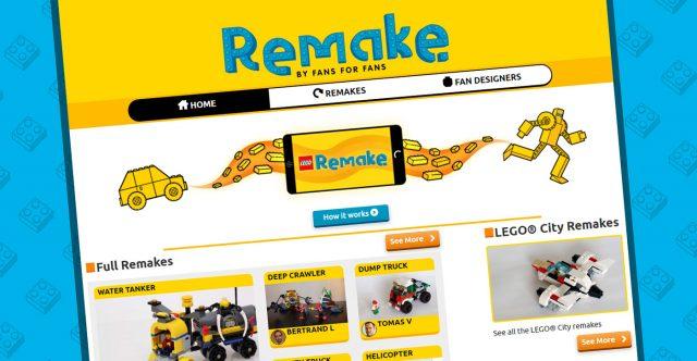 LEGO Remake