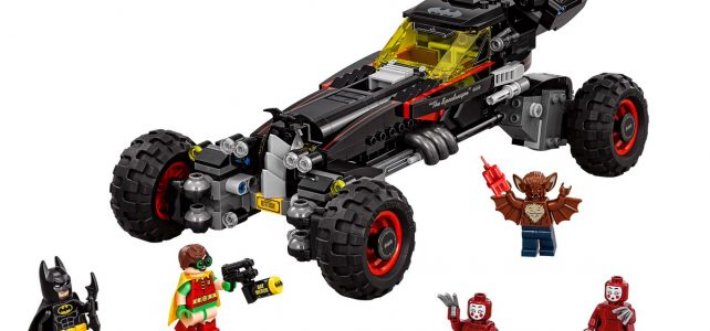 The LEGO Batman Movie - Batmobile
