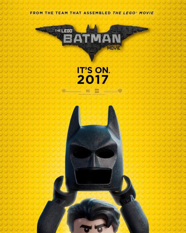 The LEGO Batman Movie Bruce Wayne