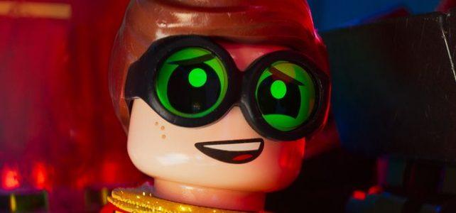 The LEGO Batman Movie - Robin