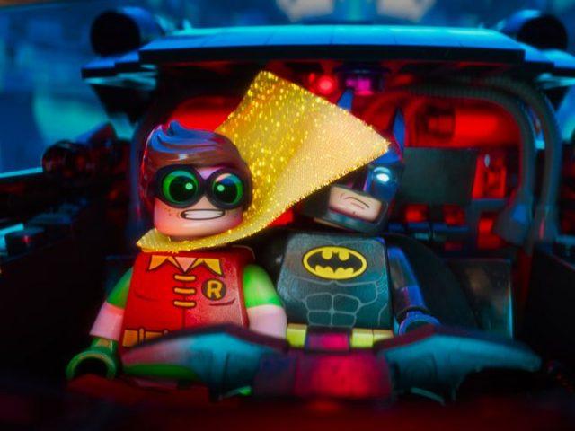 The LEGO Batman Movie - Robin Batman