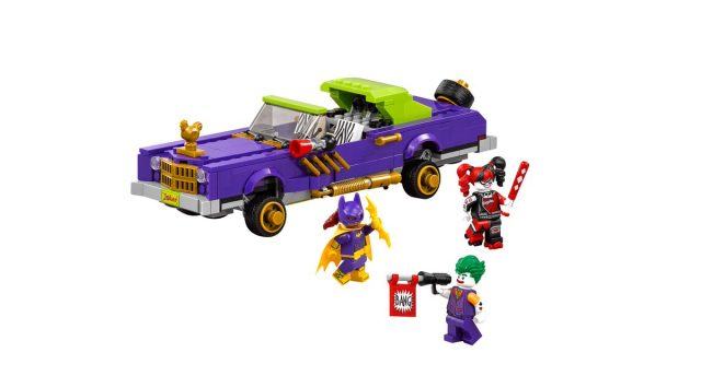 The LEGO Batman Movie - The Joker Notorious Lowrider