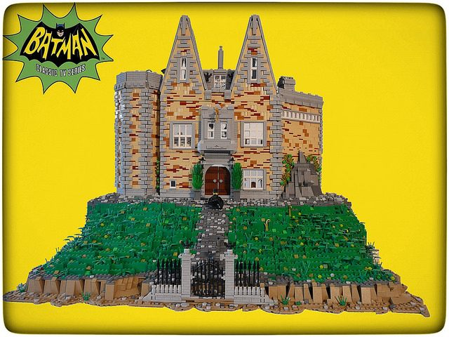 Wayne Manor 1966