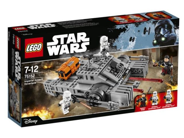 LEGO 75152 Hovertank Star Wars Rogue One