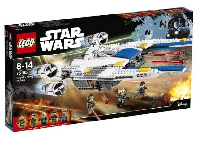 LEGO 75155 U-wing Star Wars Rogue One