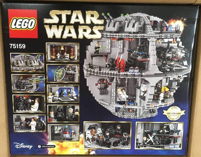 Death Star LEGO 75159 Star Wars UCS