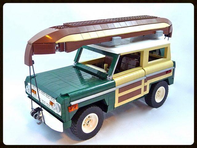 LEGO 1974 Ford Bronco