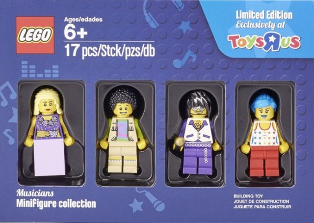 LEGO 5004421 Minifigures collection Toys R Us
