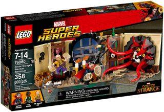 LEGO 76060 Dr Strange Marvel