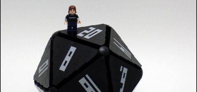 LEGO D20