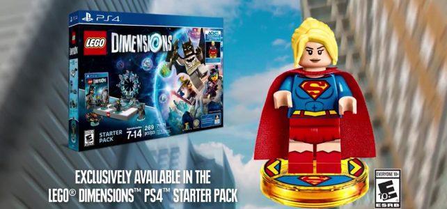 LEGO Dimensions Supergirl (71340) Starter Pack