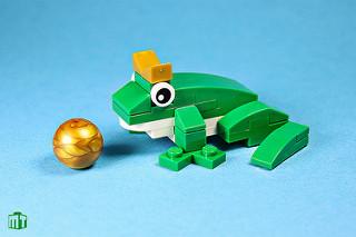 LEGO Grenouille