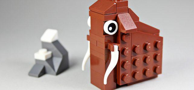 LEGO Mammouth
