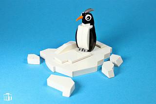 LEGO Pingouin