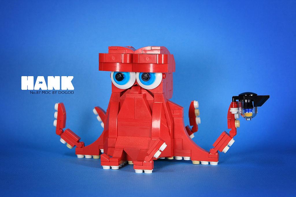 Plongez dans le Monde de Dory ! - HelloBricks | Blog LEGO
