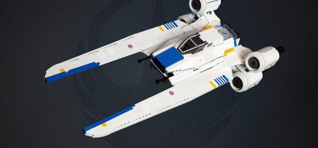 LEGO Star Wars Rogue One U-Wing