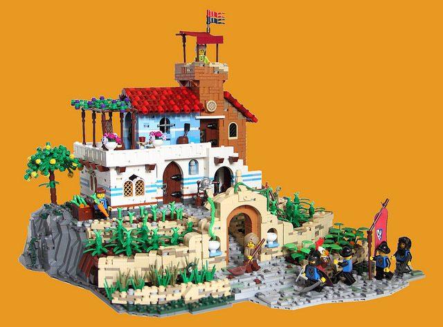 LEGO Villa
