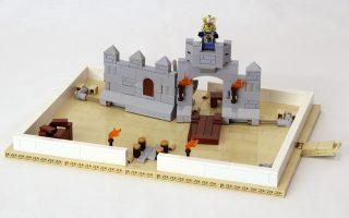 Livre Pop-up LEGO Ideas