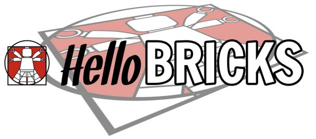 New logo HelloBricks