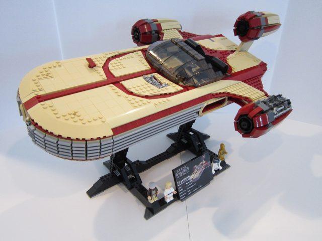 Star Wars UCS X34 Landspeeder